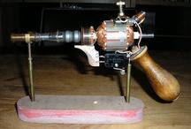 Steampunk - guns