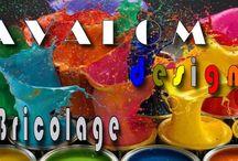 Avalom designs Bricolage / Toda la información posible sobre bricolage.