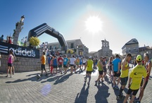 RTR Hoyo de Manzanares / Hoyo de Manzanares ha albergado la segunda prueba de Races Trail Running, el circuito de carreras de montaña que patrocinan El Corte Inglés y adidas. Unos 500 deportistas aficionados han recorrido los 12 kilómetros por los paisajes de la Sierra de Guadarrama, en Madrid.