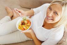 Εμμηνόπαυση και διατροφή....