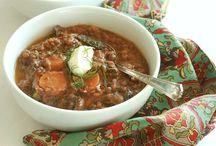 Soup Recipes / by Nicole Malany