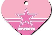 Dallas Cowboys Dogs / Dallas Cowboys Dog Collar: Clothes, Apparel, Lead & ID Tags - Hot Dog Collars