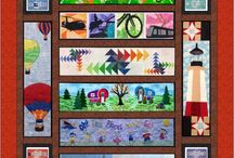 Rowbyrow quilts