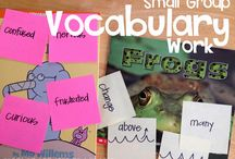 Vocabulary {Let's Learn New Words} / by Primarily Speaking