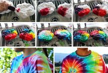 Tie dye / All things tie dye