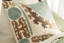 Home Accent Pillows / by Julieann Covino