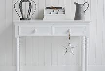 Painted Furniture / The White Lighthouse offers affordable painted furniture with free delivery