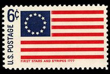 Red, White, and Blue / Happy 4th of July! / by National Postal Museum