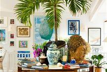 Tropische tafel