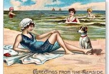 We do like to be beside the seaside / by AytenGasson Lingerie