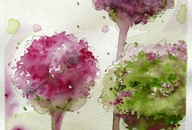 Watercolor / by Jill Hutchins