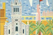 Vilas e Cidades / Brasões e Posters de Lugares Portugueses