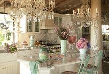 Kitchens / by Jan, blogging at... {jancooks.blogspot.com}