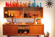 MCM  / interior / Mid-Cent&Mod , Retro pop, compromise between East&West. / by montage inc.