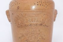 Antique Saltglaze Stoneware