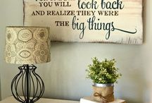 Quotes for decor