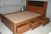 Camas & Futones / Diseños de camas. Diseños de futones. Diseños de sofas camas. Diseños de camas abatibles. Diseños de camas empotradas. Diseños de literas.