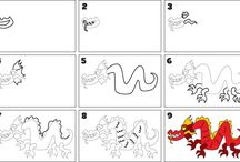 kinesiska drakar