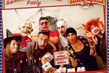 American Halloween Party Pepperidge Farm - Very Good Moment / Pour Halloween, nos Hôtes ont combattu dans le duel terrifiant opposant la Team Fantômes Moelleux à la Team Zombies Croquants !