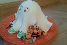 Halloween '15 cakes