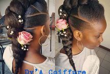IDEES COIFFURES AFRO