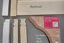shelfs / by Jacqueline Girouard