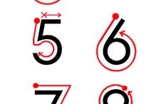 Matematik - skriv tal