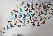 wall deco / by Stephanie Ehmke