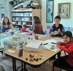 Fun workshops and activities at THG