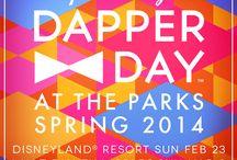 Dapper Day 2014 / Spring 2014 Fall2014 Spring 205 / by Nelda Rocha