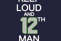 Seahawks / Some love for my team.