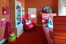 Kids Rooms / by Jennifer DeDonato / Colorfly Studio