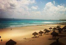 Playa Delfines / ドルフィンビーチ