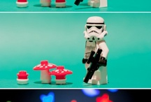 ♥ Star wars ♥ / Star wars  / by Lorena Naveda