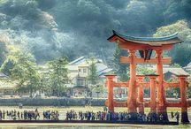 Osaka, Kyoto, Hiroshima, Tokyo / Cities of the world by Pete Klimek (www.peteklimek.com)