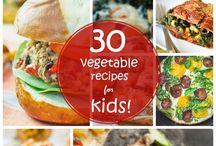 Recetas Vegetarianas para niños