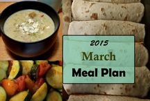 {Home} meal planning