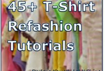 Sewing : refashion