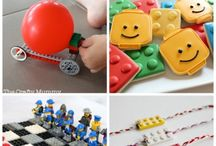 Lego Party / by Crystal Clemons Mize