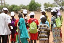 Grande Muraille Verte : Université d'été 2014 / Dans le cadre du  programme de la Grande Muraille Verte, une université d'été est organisée tous les ans dans le village de Widou Thiengoly (Sénégal).