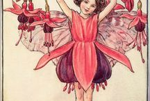 Hadas y duendes magicos