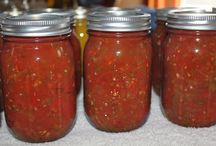 Canning ideas & Receipes