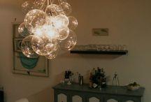 Lampen, Kerzen etc.