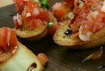 tomato     Bruscieta