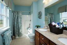 Insight Homes Vandelay model at Fox Haven / This is our spacious and open one-story Vandelay floor plan currently offered at Fox Haven, a new home community between Frankford and Fenwick Island, Delaware.