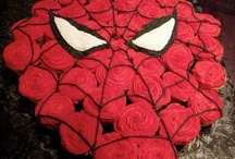 Spidey Party / by Angelina Sequeira