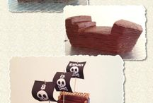 Christopher's pirate party
