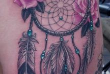 Dreamcatcher tattoos / #Dreamcatcher #Tattoo #Tattoos #Tattooed #Skinart #Tat #Tattooart #Art #Design #Tattoodesign #Tatooisme #Tattooism #Ink #Inked #Quotes