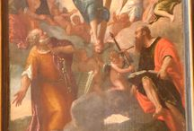 Paolo Caliari, detto Veronese: Cristo appare a S. Pietro / Paolo Caliari, detto Veronese: Cristo appare a S. Pietro. Caen, musèe de beaux arts. Foto settembre 2014