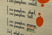 Fall Fun in School / by Melissa Russell-Duncombe